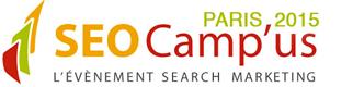Je serai au SEO Camp'us 2015 !